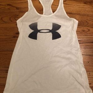 933043aaee9360 Under Armour Tops - Under armour work out tank top!